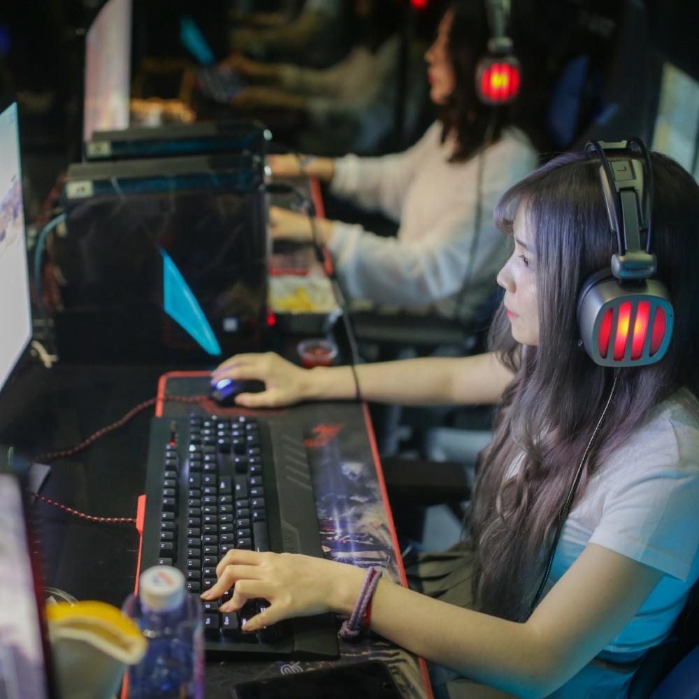 當代中國-新興行業-女子電競