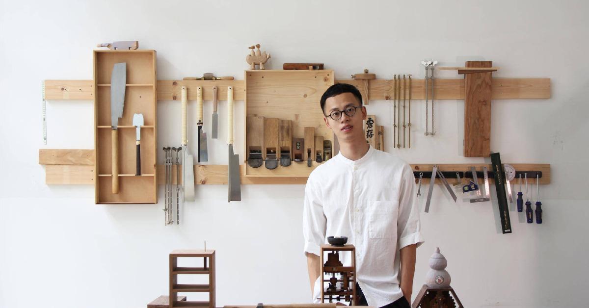 中國文化-手工木偶