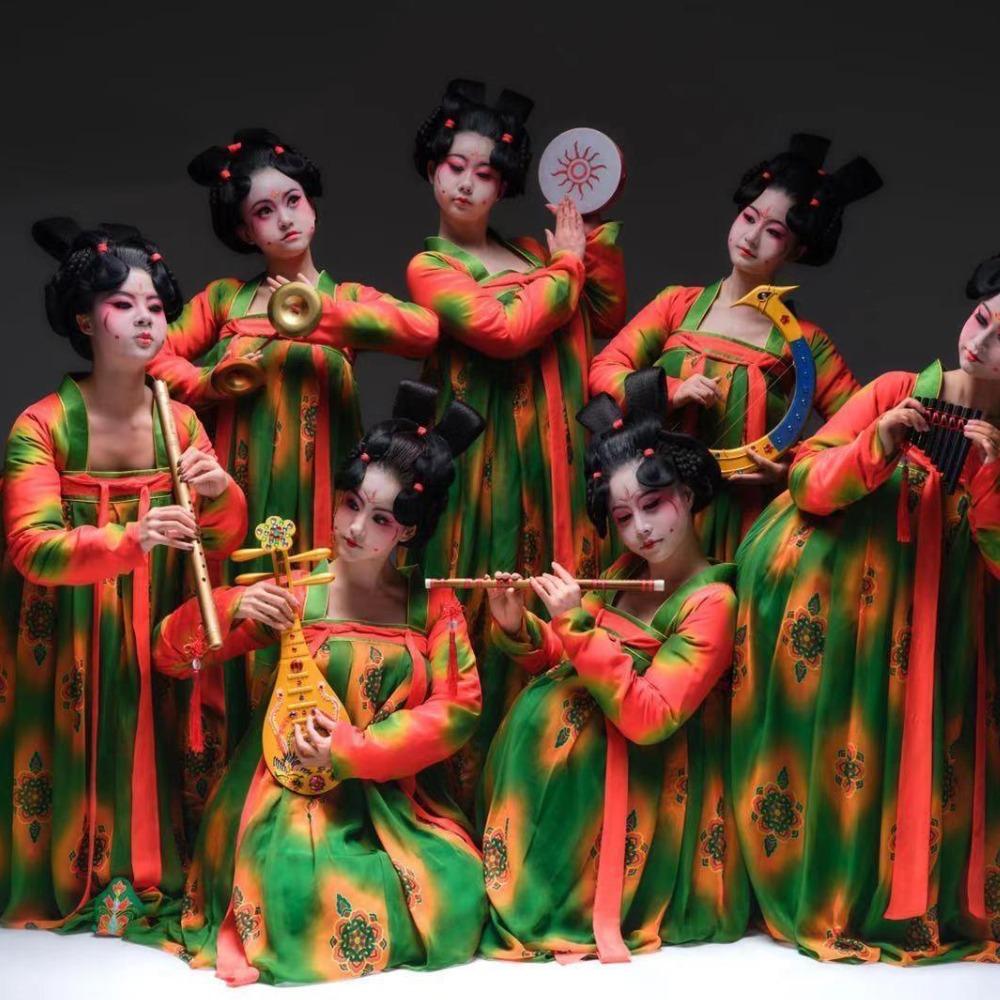 中國文化-唐宮夜宴