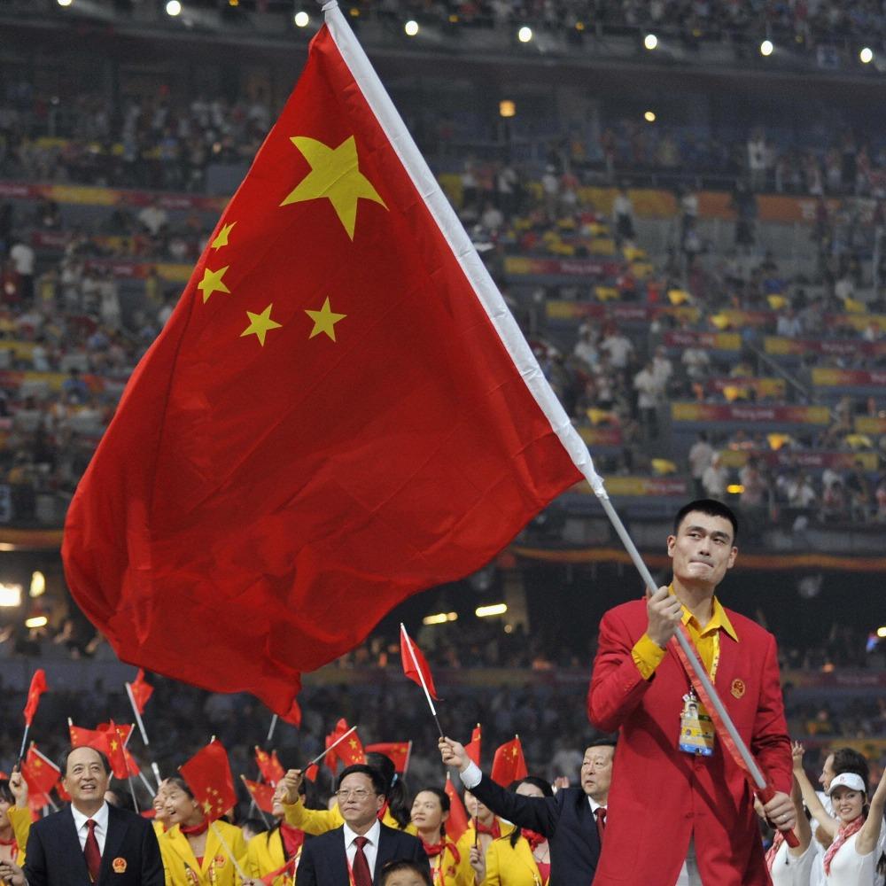 當代中國-姚明
