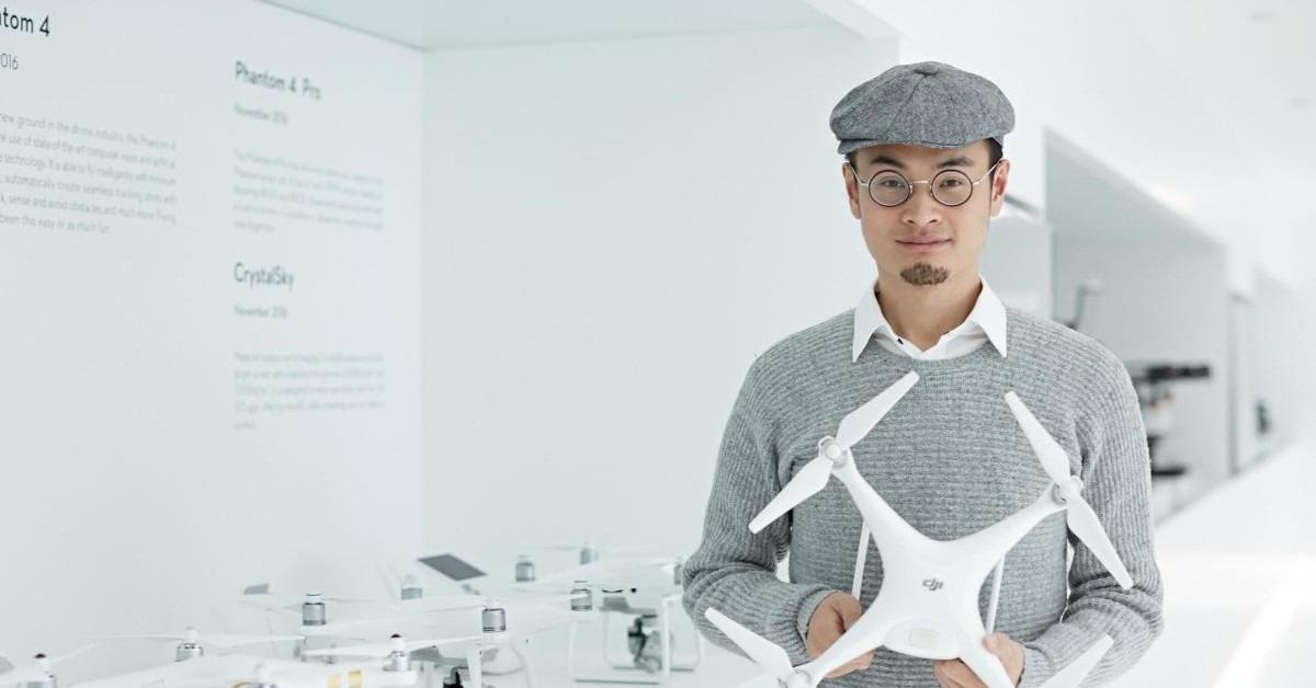 當代中國-中國科技-汪滔的完美主義造就無人機成中國科技新標誌