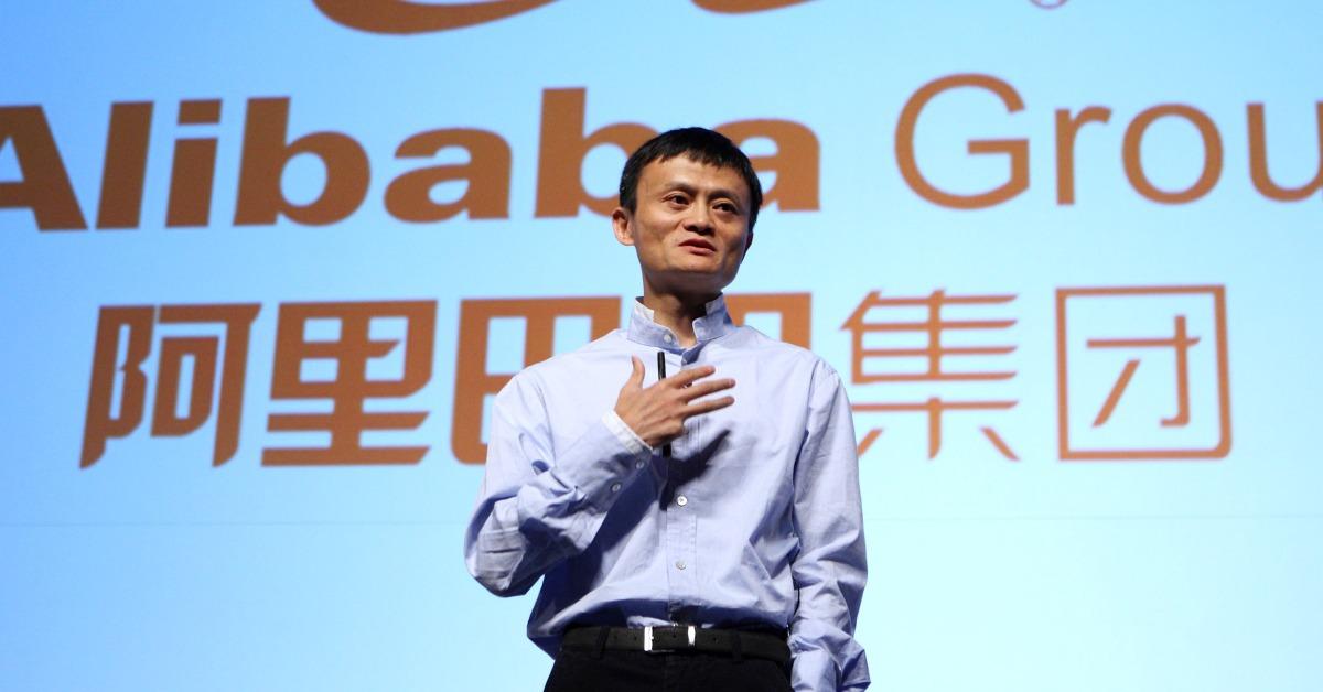 當代中國-中國經濟-努力必然成功成就中國經濟巨人馬雲