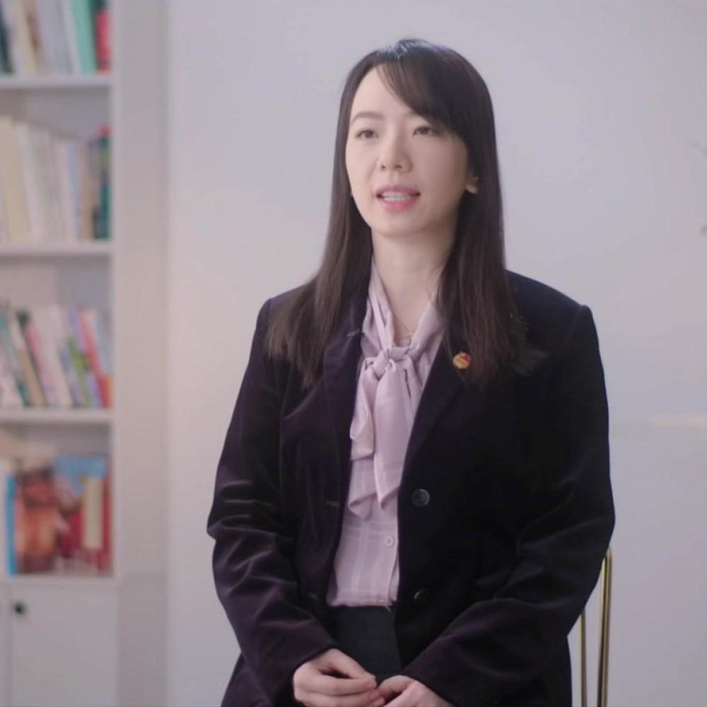 當代中國-中國科學-徐穎