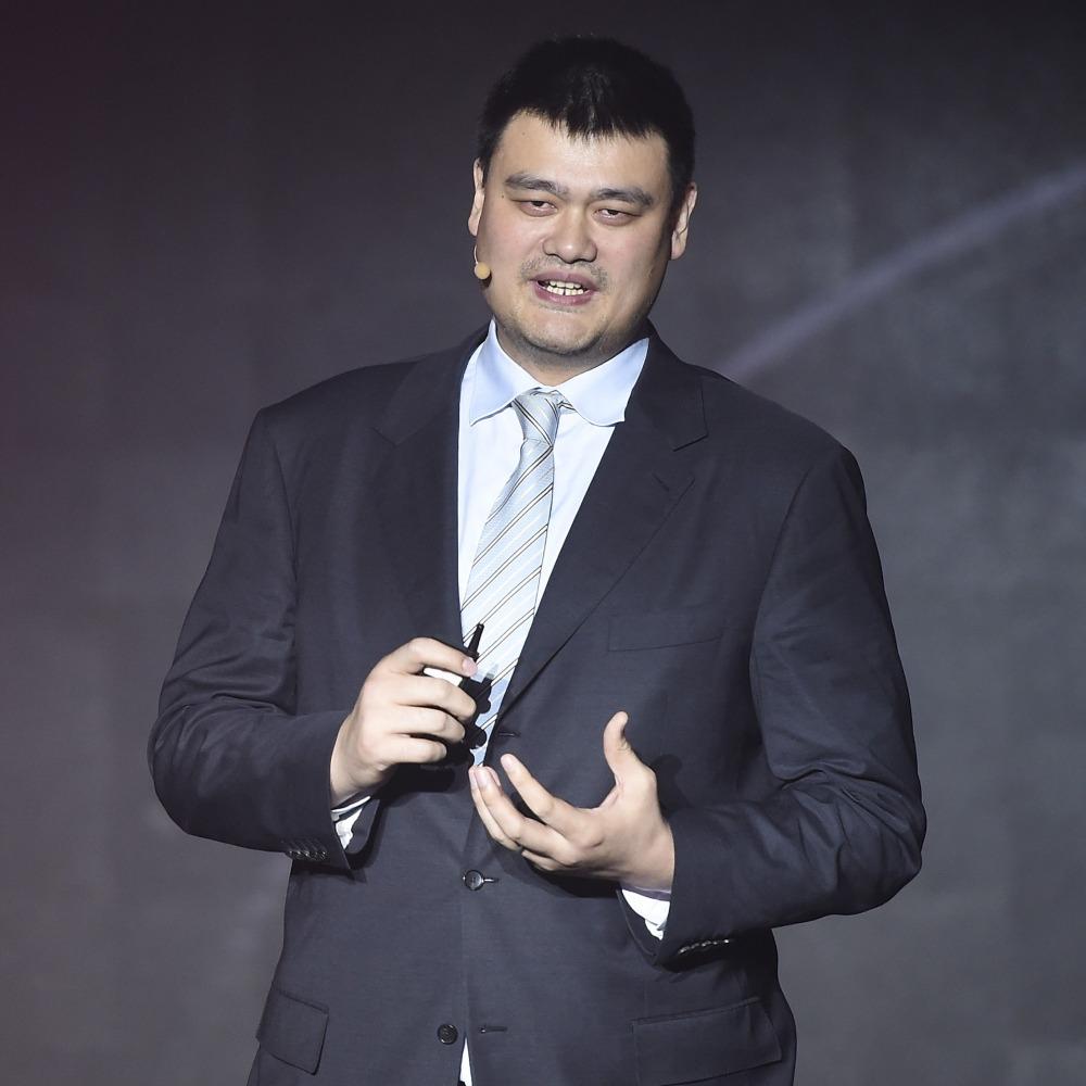 當代中國-傑出名人-姚明赴美9年回歸推動國籃改革培育新人