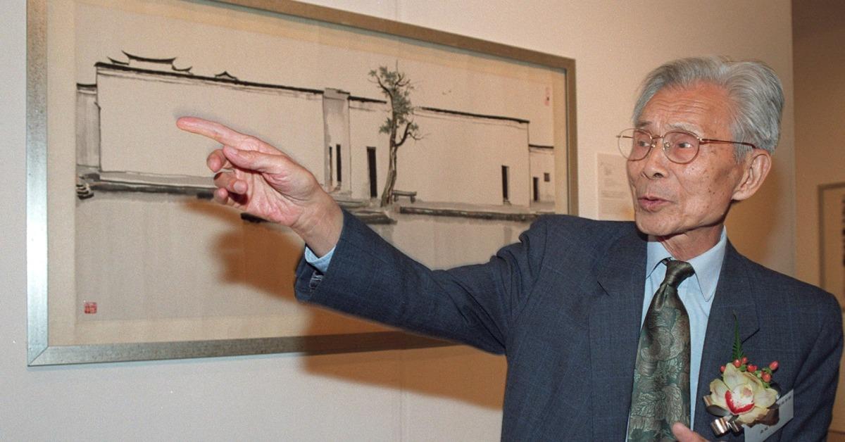 當代中國-飛凡香港-中國當代藝術大師吳冠中從具象到接近抽象