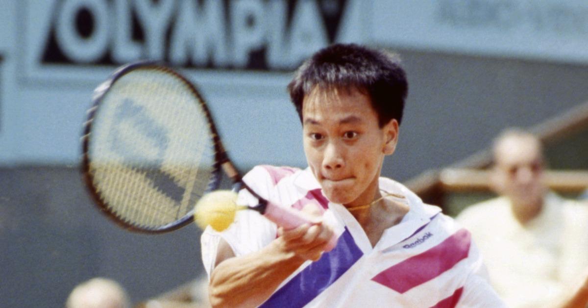 當代中國-傑出名人-張德培17歲奪法網冠軍史上華人第1人