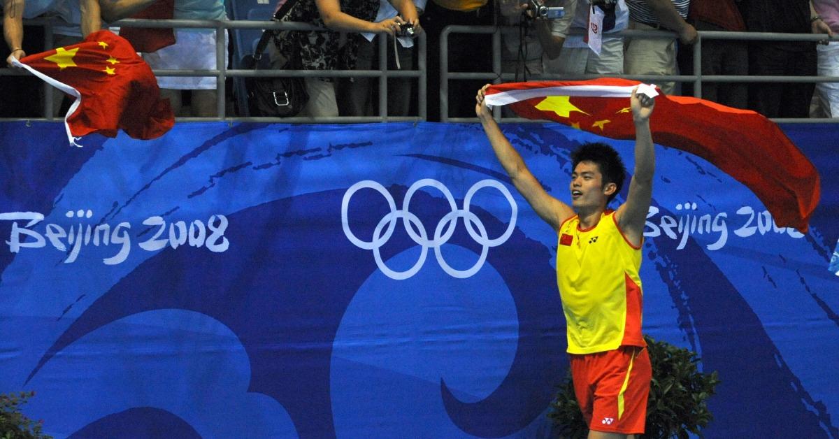 當代中國-非凡人事-傑出名人-奧運經典二