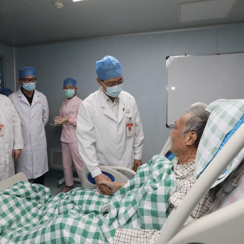 當代中國-鍾南山-我不是個看病的大夫