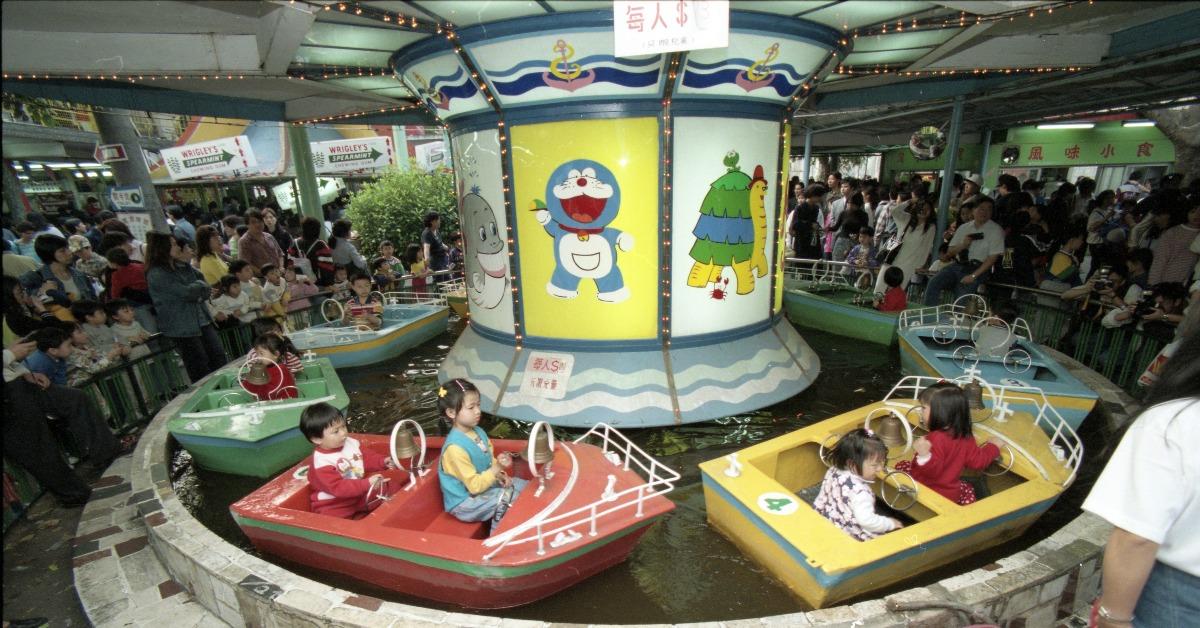 當代中國-飛凡香港-重溫荔園集體回憶你坐過叮叮船嗎?