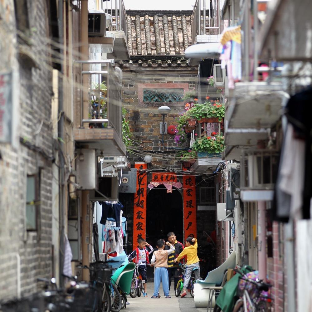 當代中國-飛凡香港-回顧香港「1997」的來由