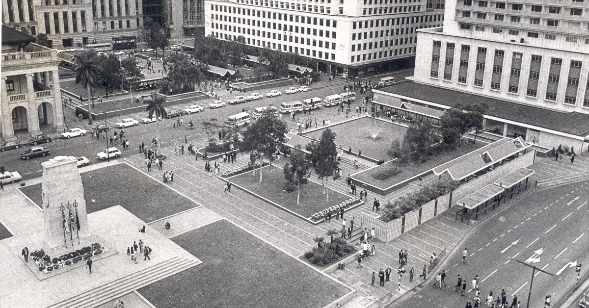 當代中國-飛凡香港-皇后像廣場與滙豐的「親密關係」