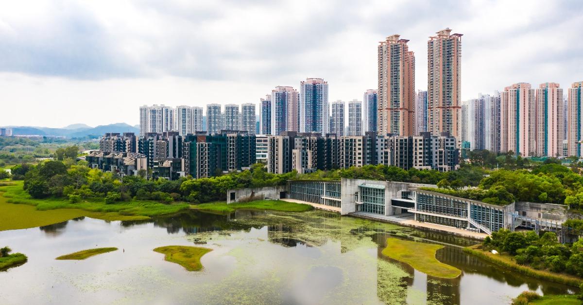 當代中國-飛凡香港-香港濕地公園寓保育於消閒娛樂中