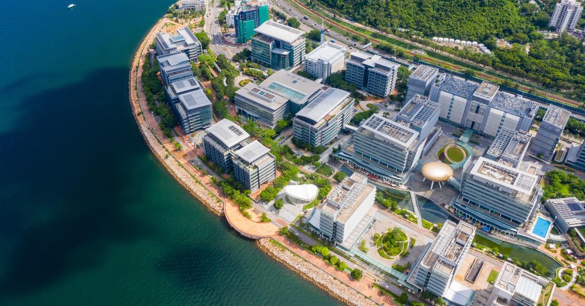 當代中國-飛凡香港-香港科學園緊追全球創科發展