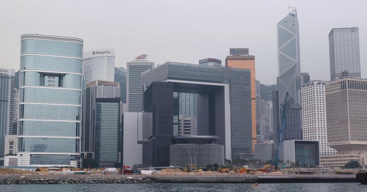 當代中國-飛凡香港-原來真的是軍艦政府總部添馬艦的前世今生