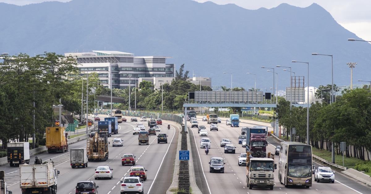 當代中國-飛凡香港-吐露港公路改善新界交通的功臣