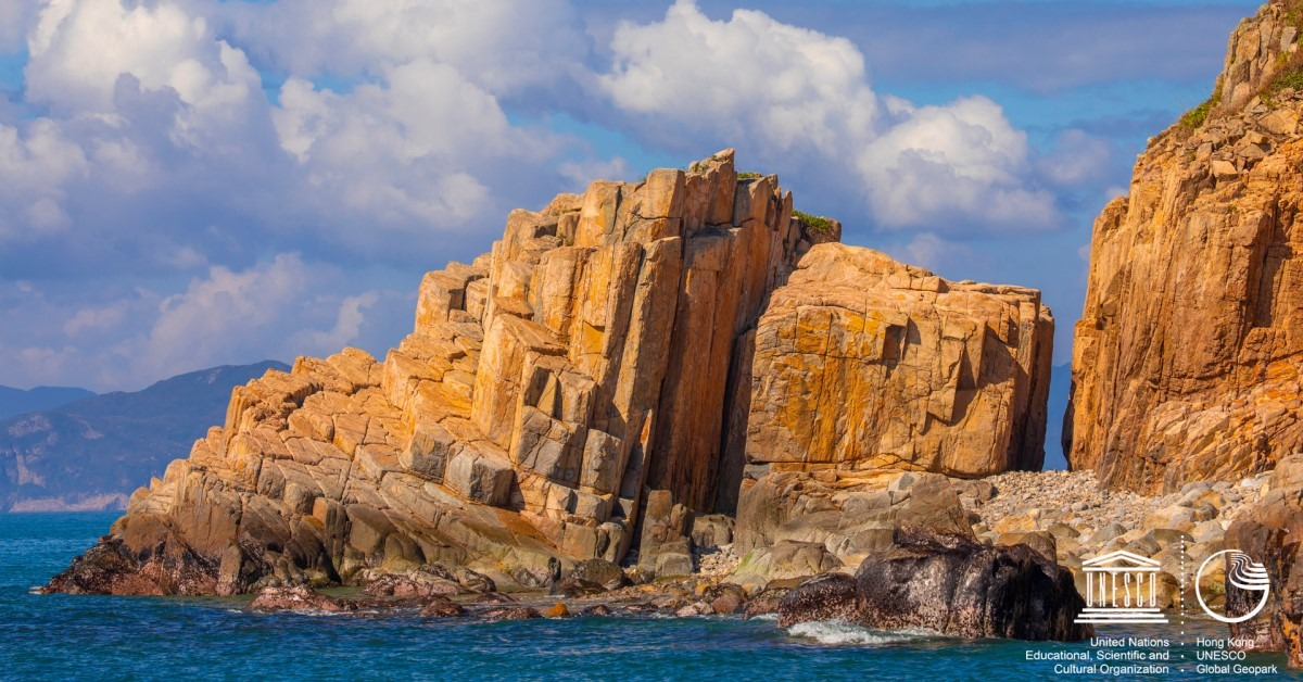 當代中國-飛凡香港-遊香港地質公園賞奇岩異石毋忘保育