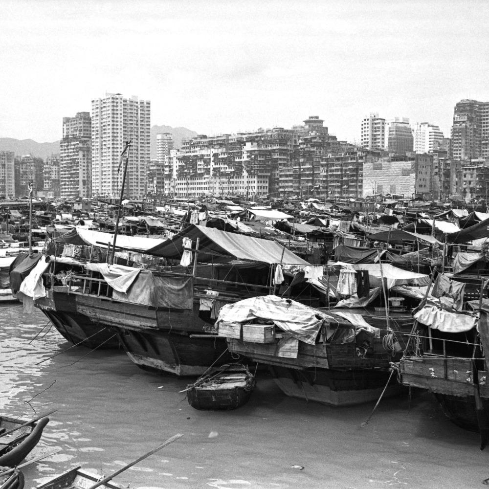 當代中國-飛凡香港-油麻地避風塘漁民爭取上岸看香港漁民的奮鬥人生