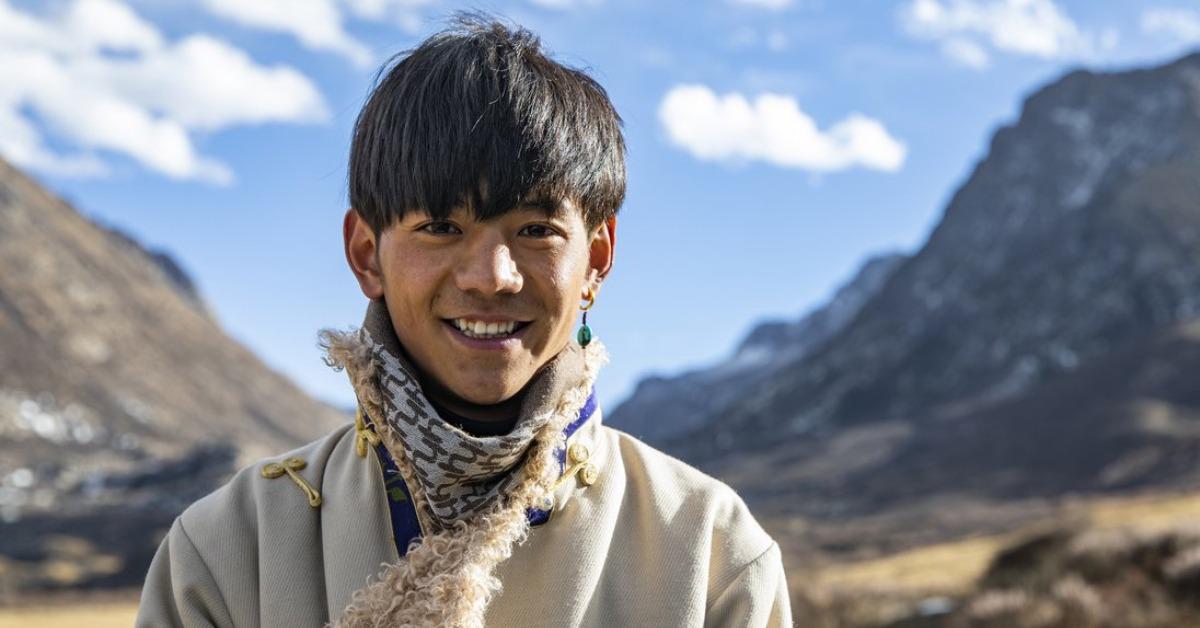 當代中國-中國新聞-藏族男孩丁真