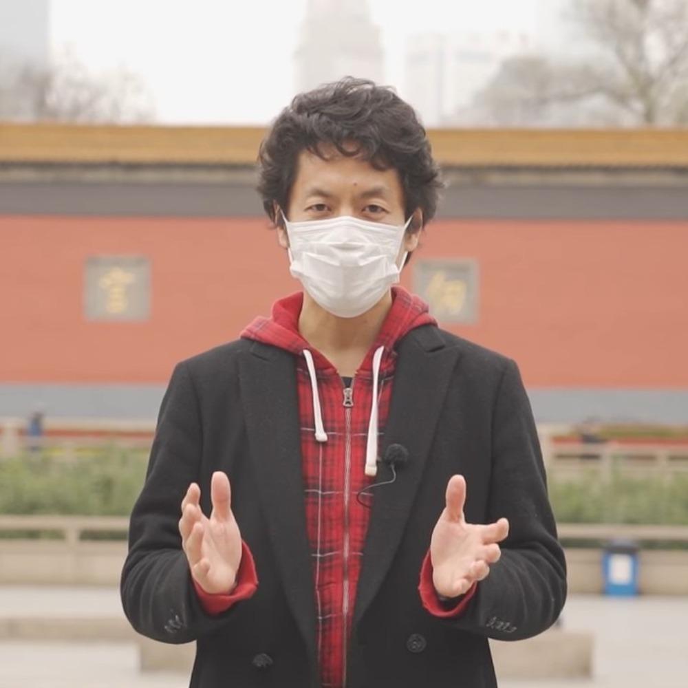 當代中國-中國 新冠疫情-日本導演竹內亮