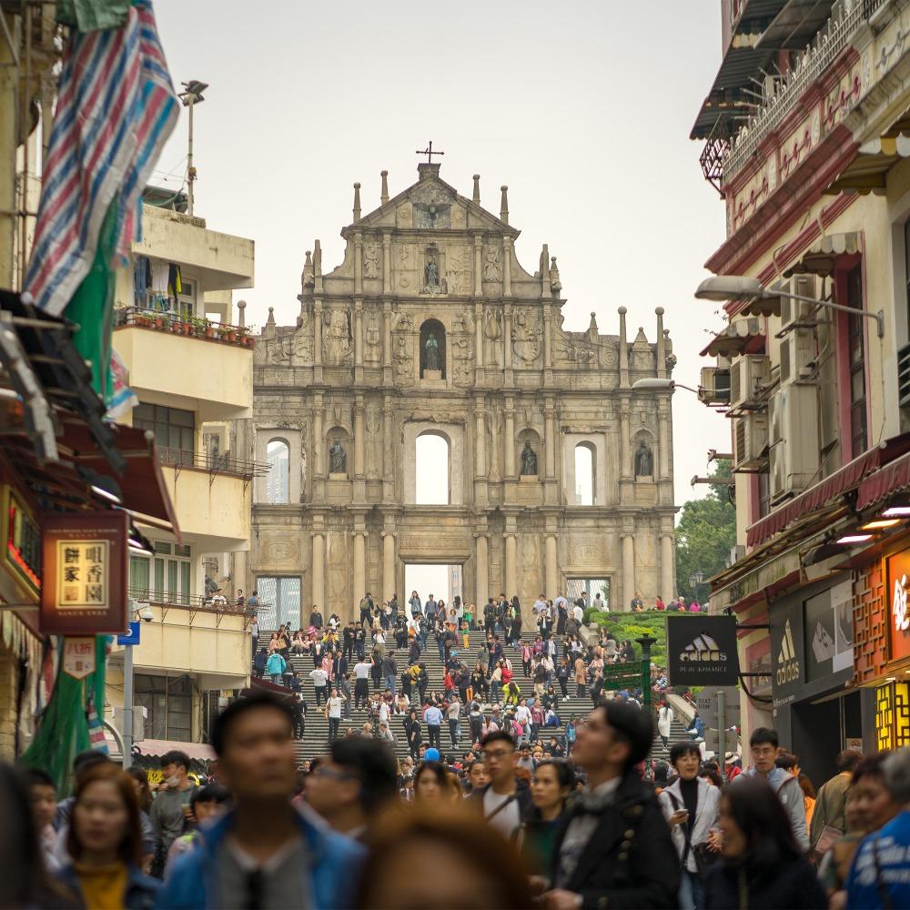 當代中國-數字中國-澳門人口密度