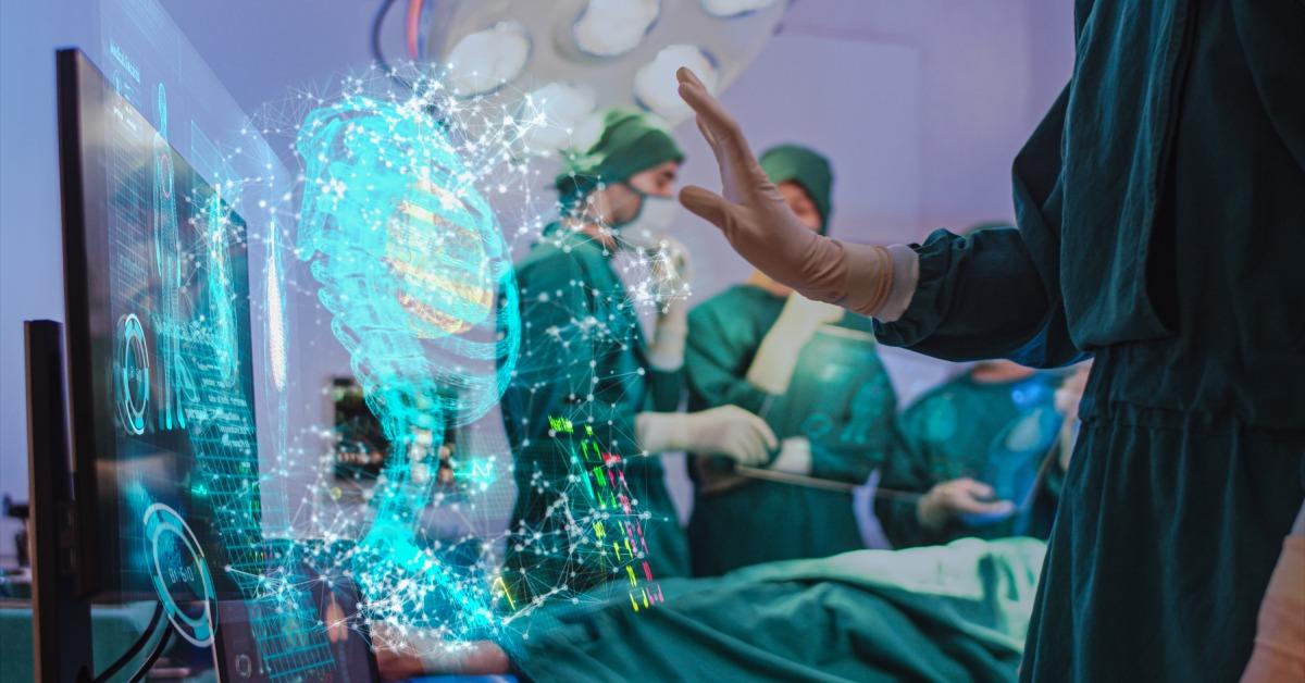 5G-遙距手術