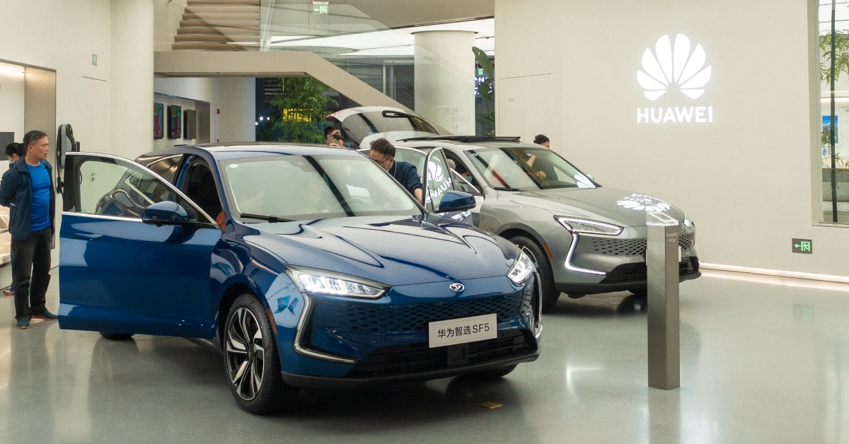 華為-電動車