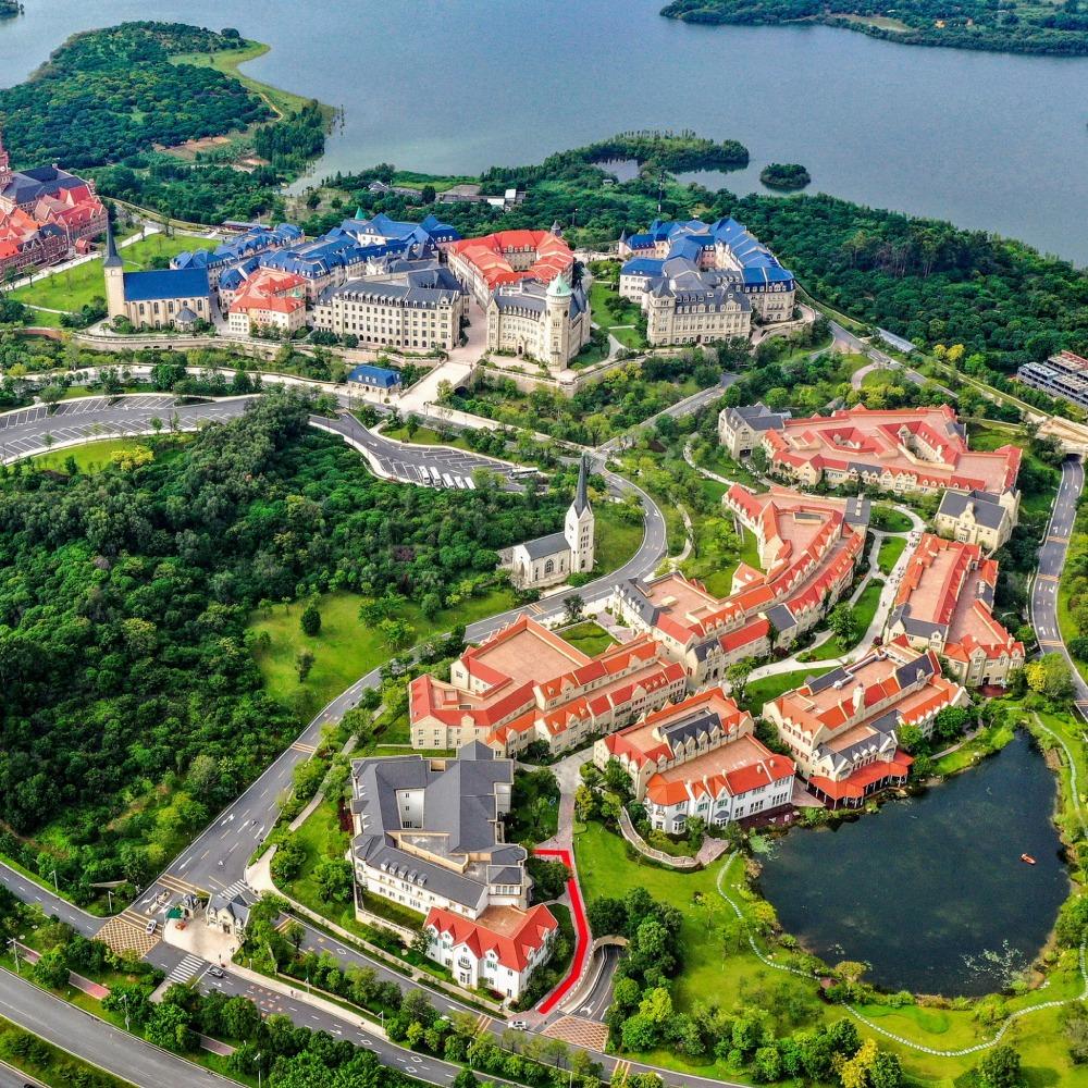 華為-東莞-高科技小鎮