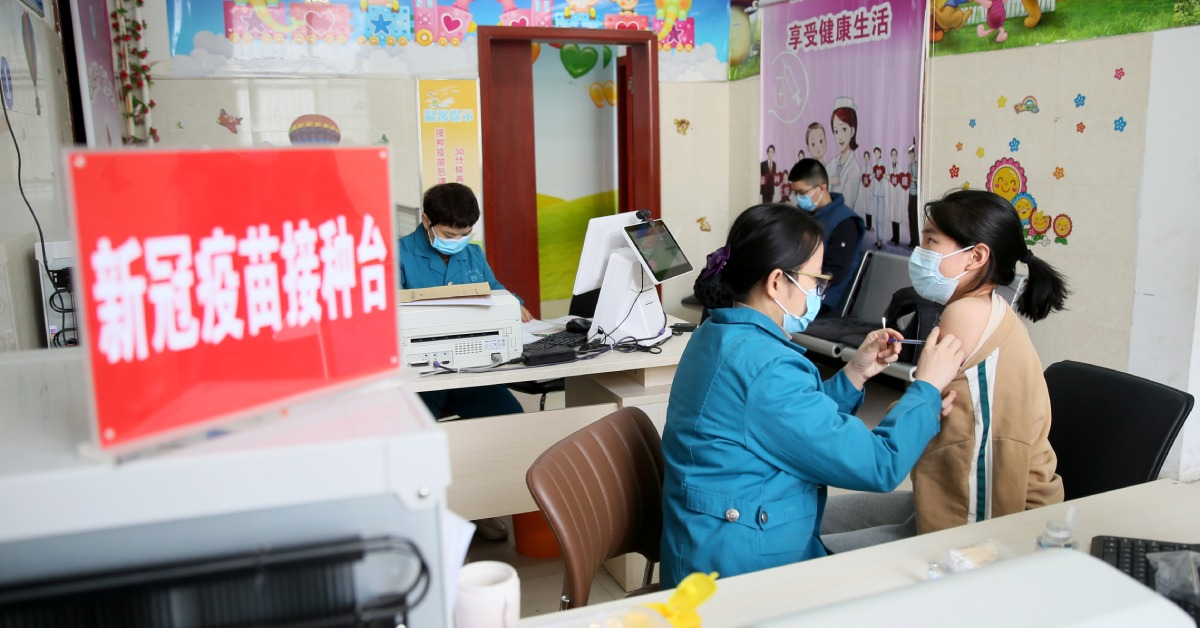 中國新冠疫苗-高福回應