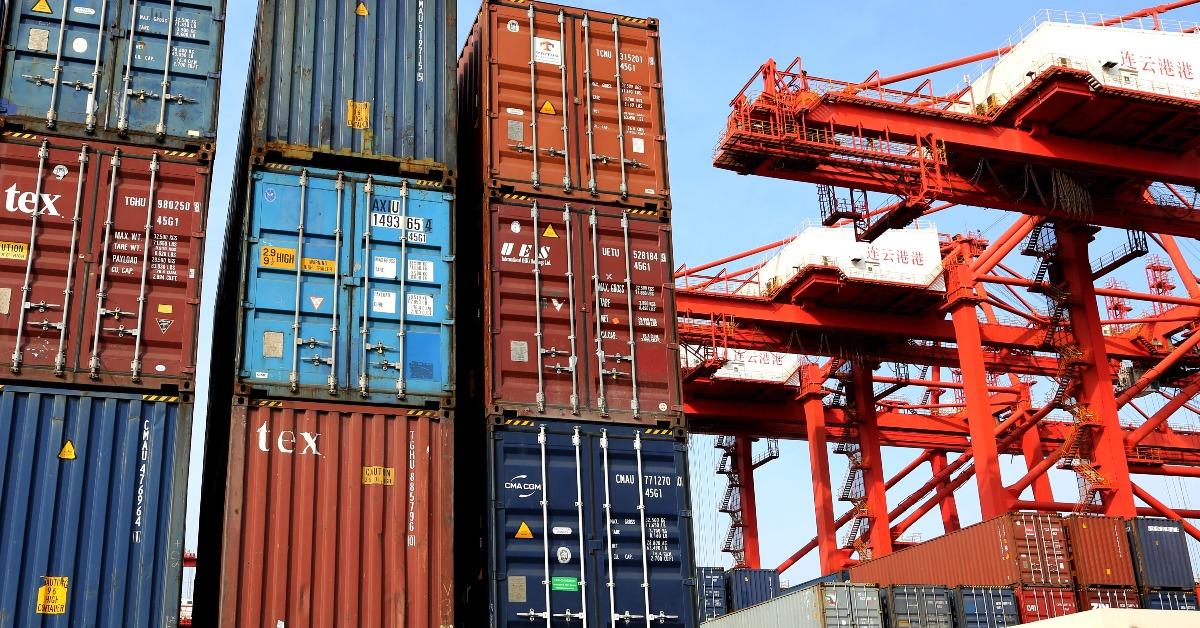當代中國-中國經濟-中國10月出口強勁