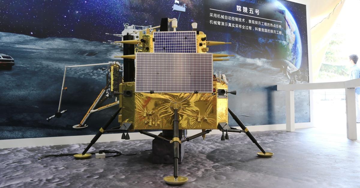 焦點中國-今日熱話-月球採樣