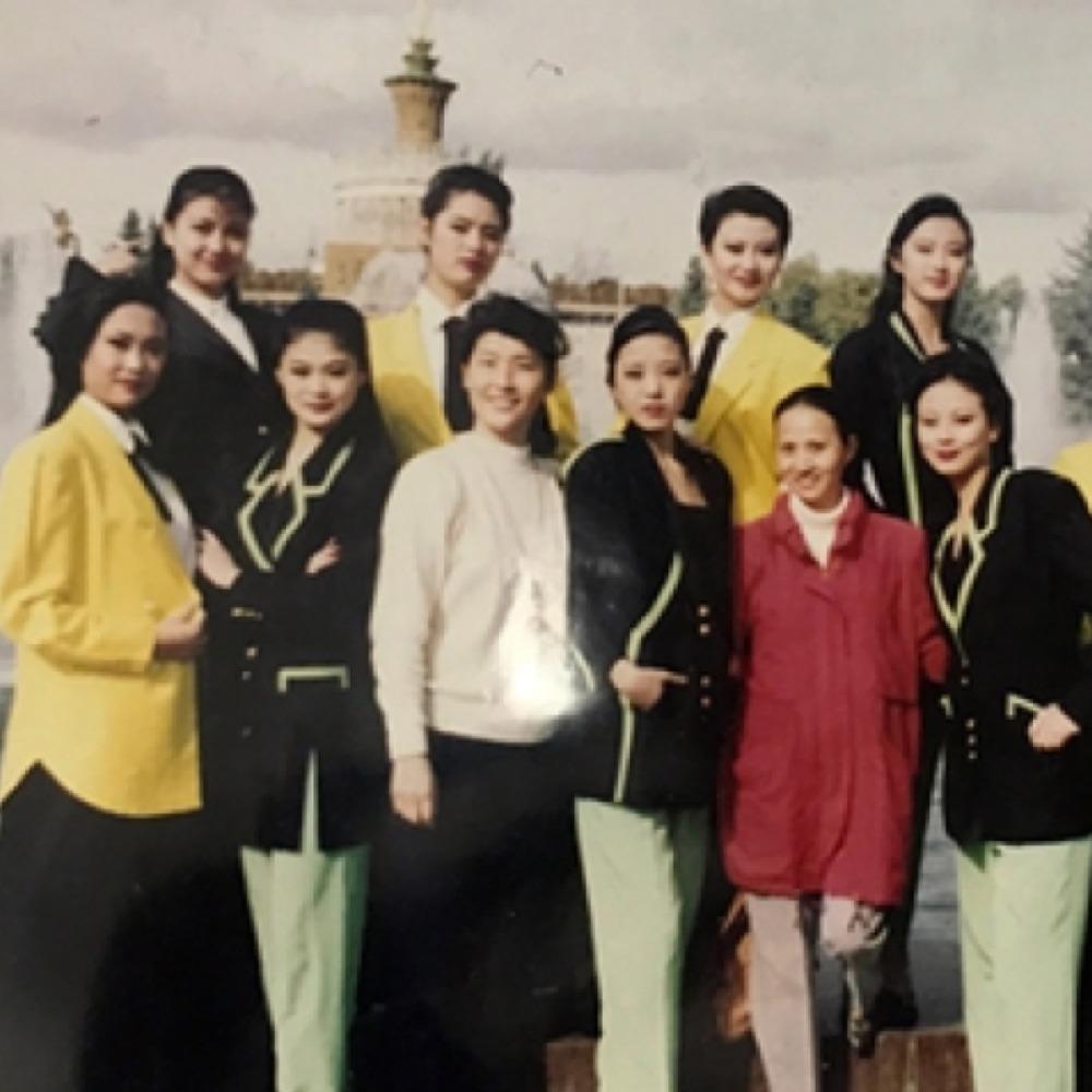 當代中國-當年今日-時裝表演