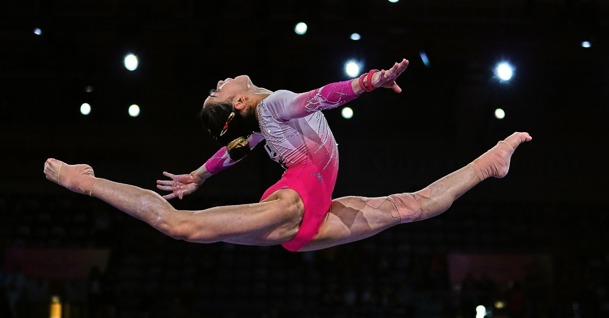 當代中國-當年今日-中國體操