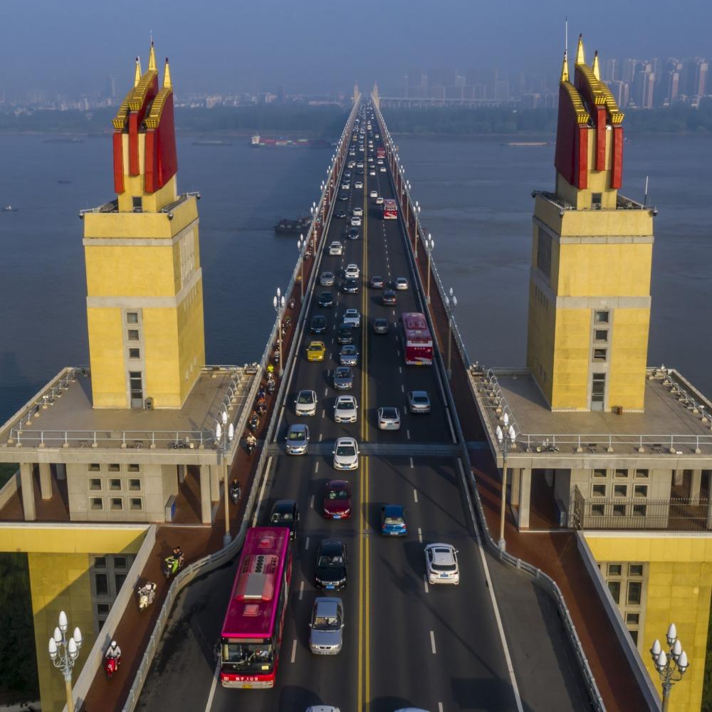 當代中國-當年今日-南京長江大橋