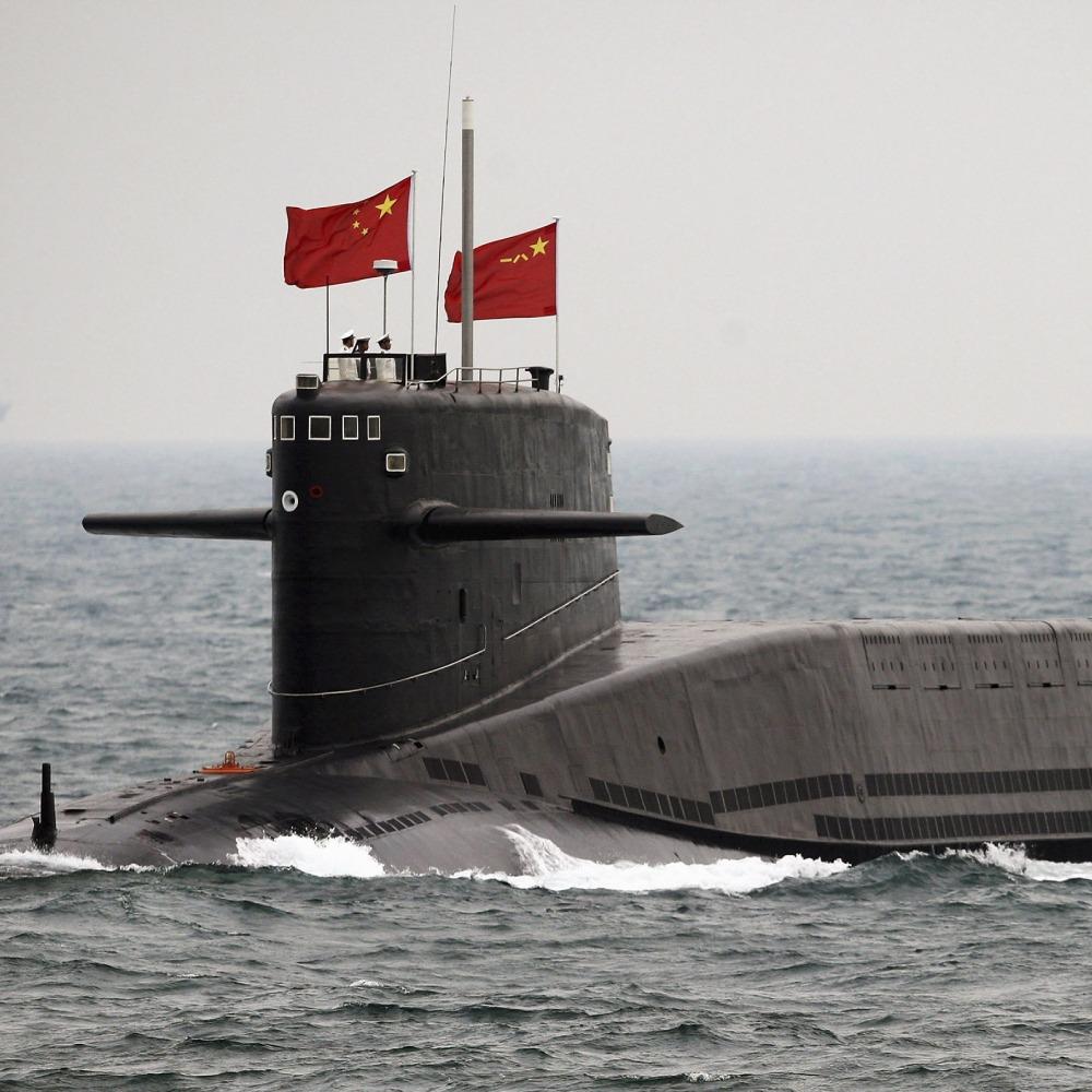 當代中國-當年今日-核潛艇