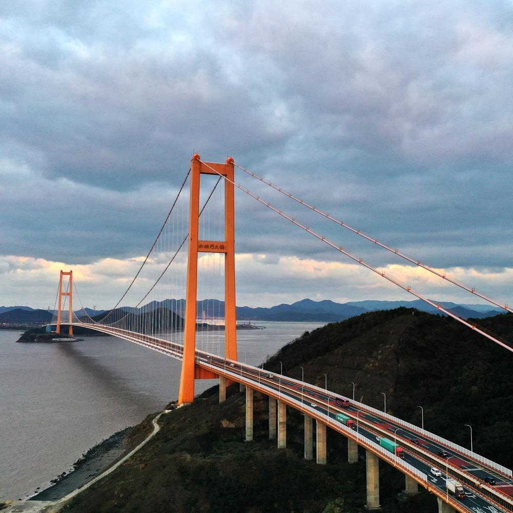 當代中國-當年今日-浙江舟山跨海大橋