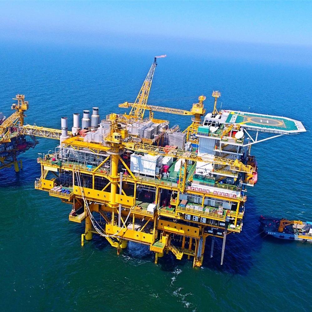 當代中國-當年今日-渤海油田