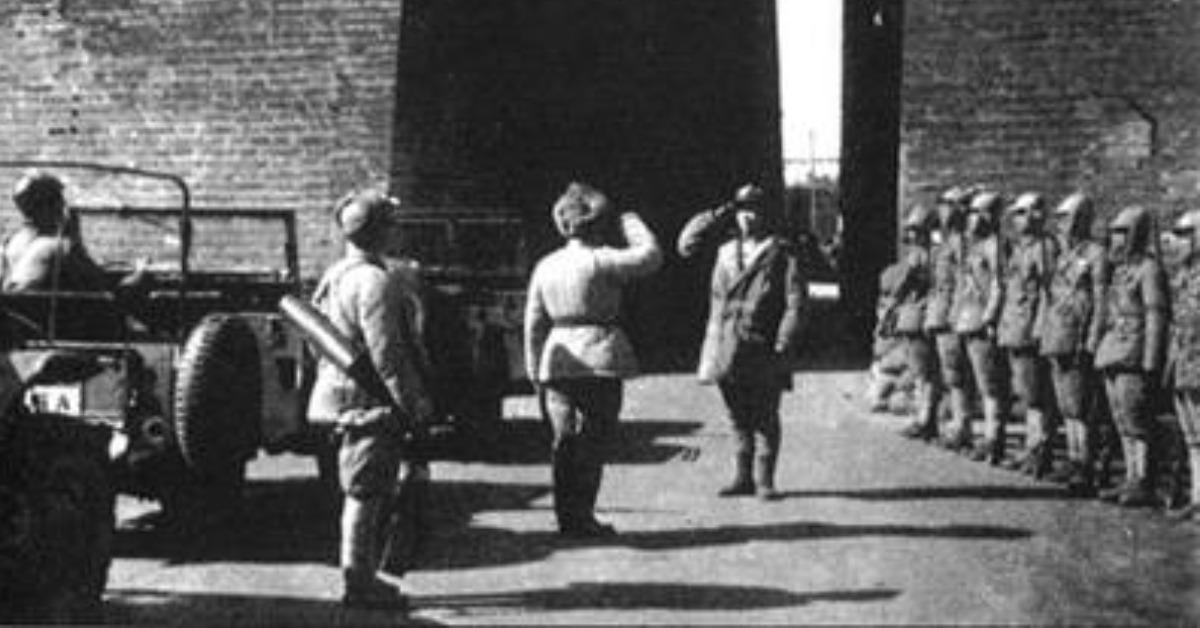 當代中國-當年今日-共產黨接管北平
