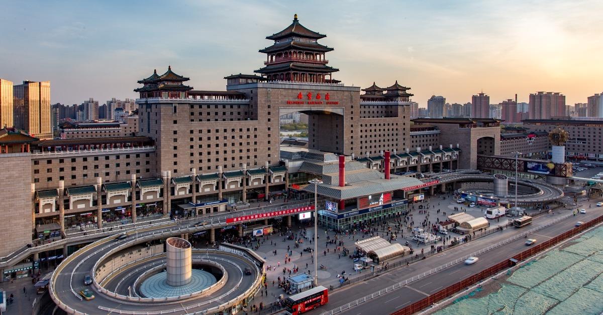 當代中國-當年今日-北京西站