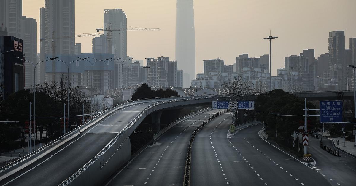當代中國-當年今日-武漢封城