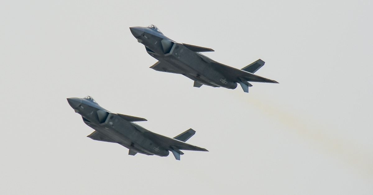 當代中國-當年今日-殲-20