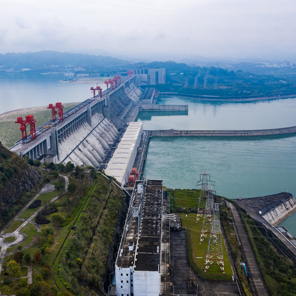 當代中國-當年今日-三峽工程