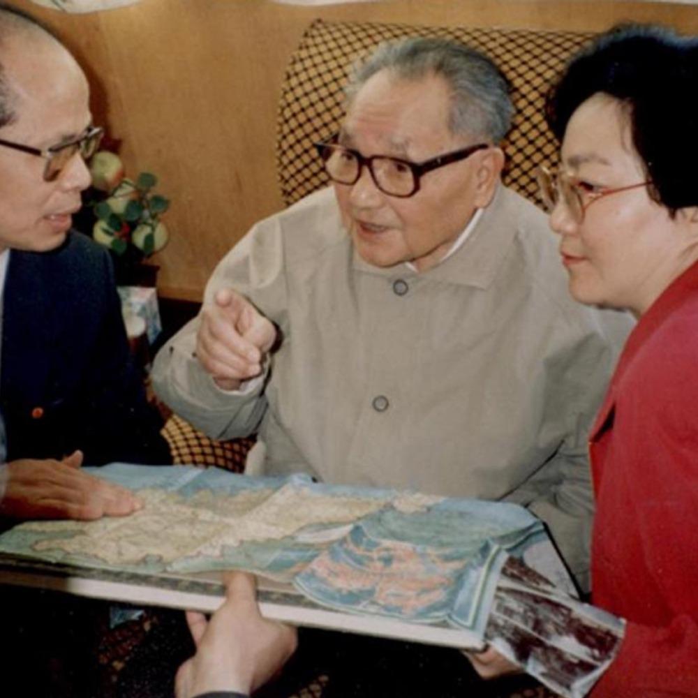 當代中國-當年今日-鄧小平南巡