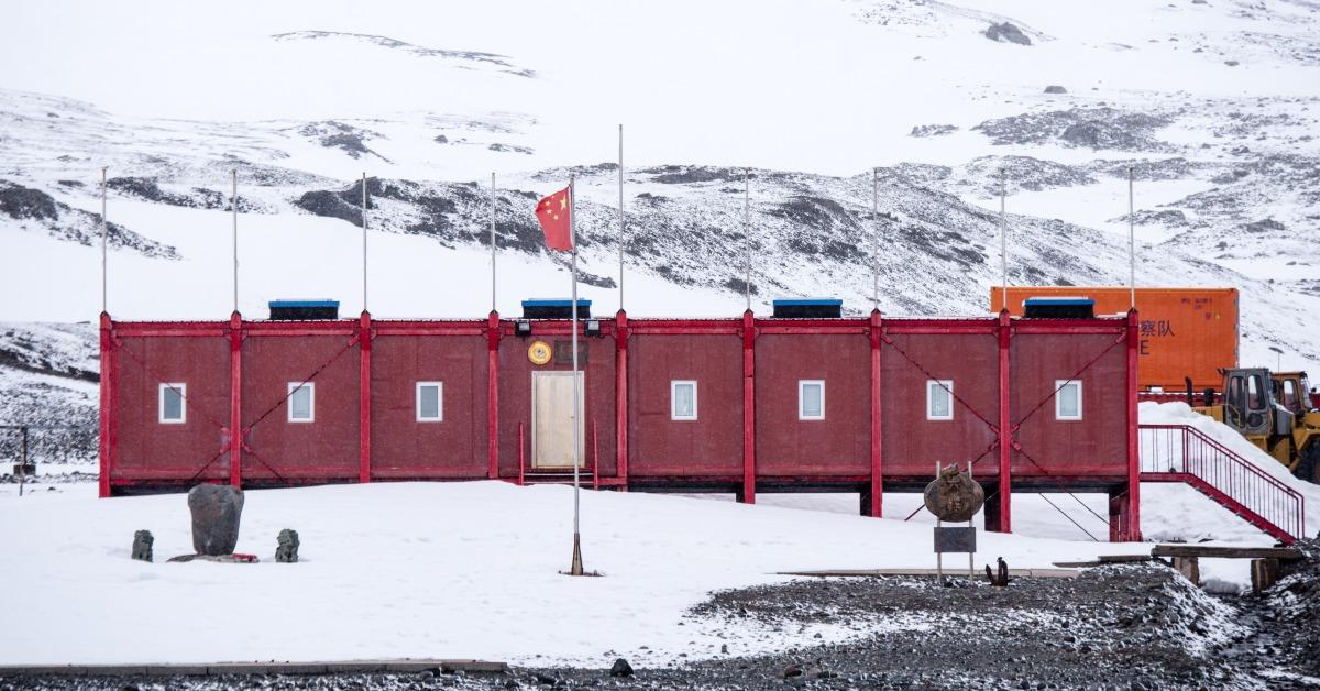 當代中國-當年今日-中國南極長城站