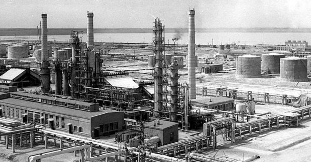 當代中國-當年今日-大慶油田