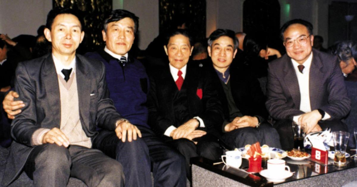 當代中國-當年今日-核農學徐冠仁