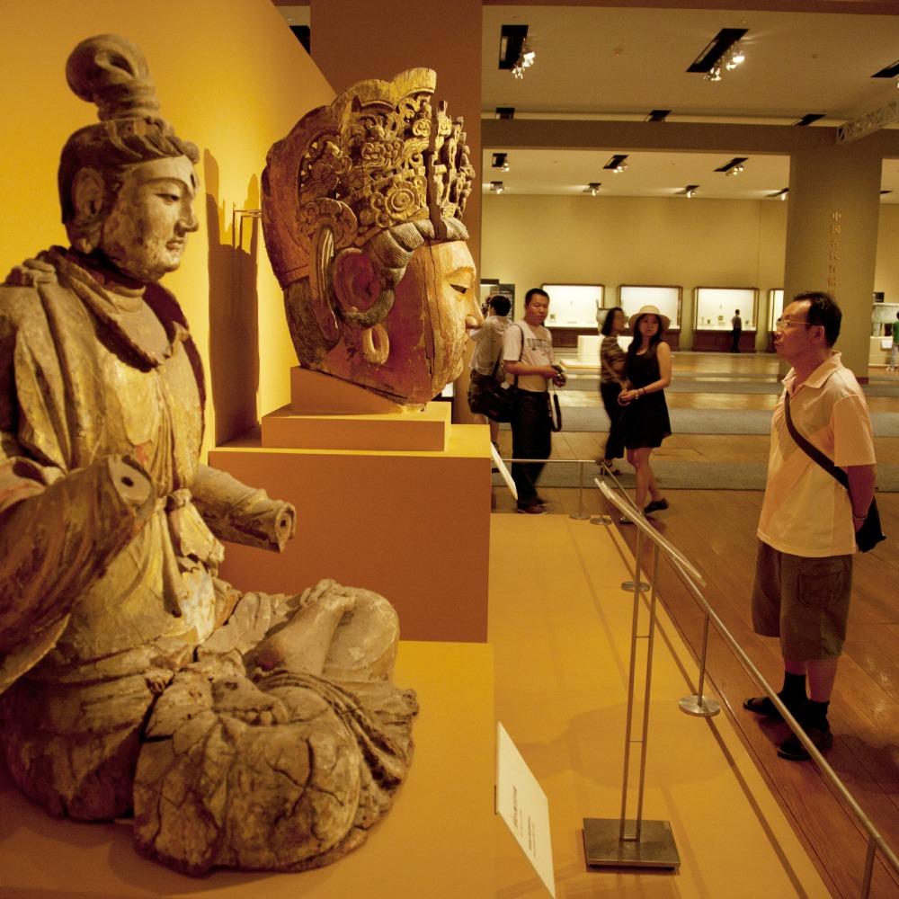 當代中國-當年今日-中國國家博物館