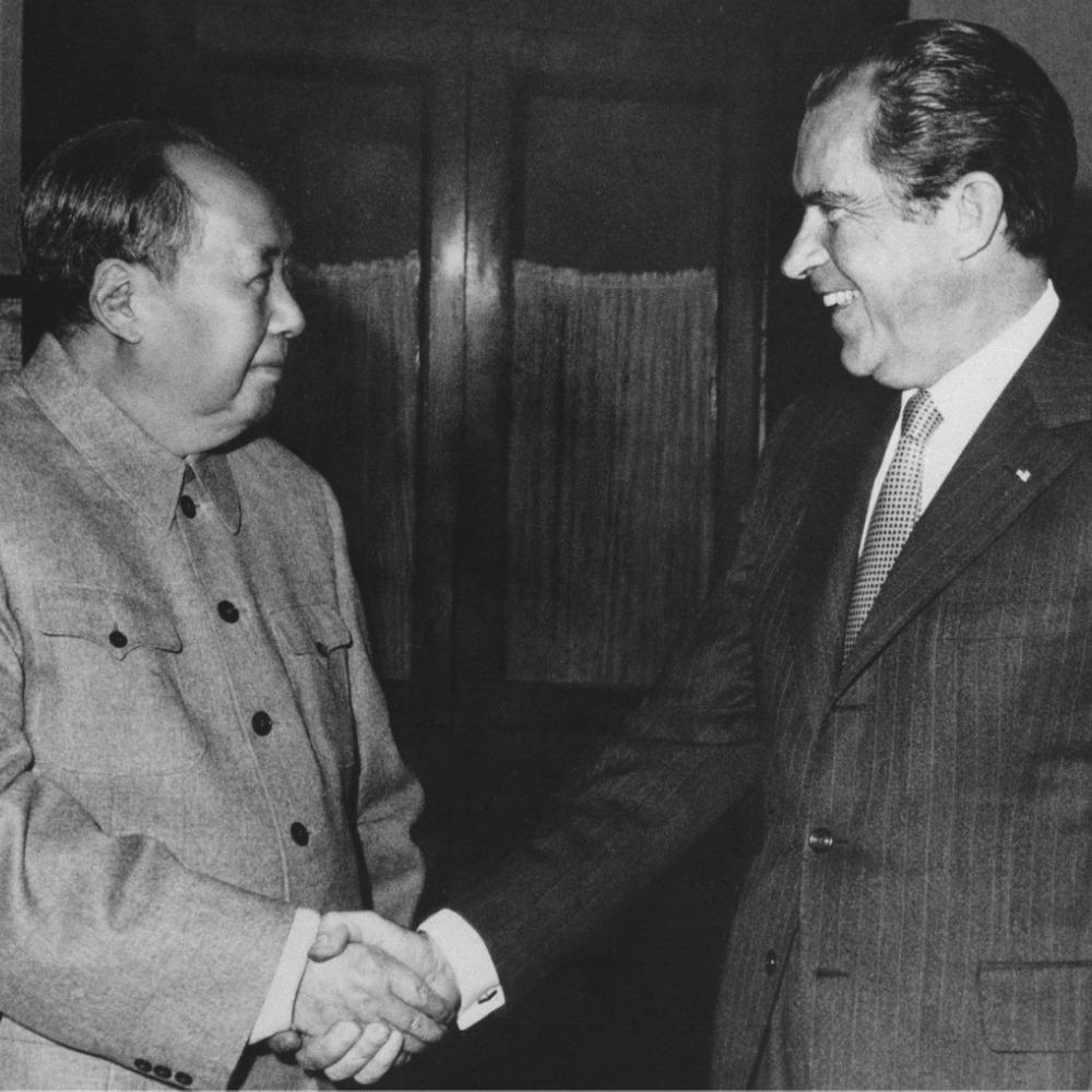 當代中國-當年今日-尼克遜訪華