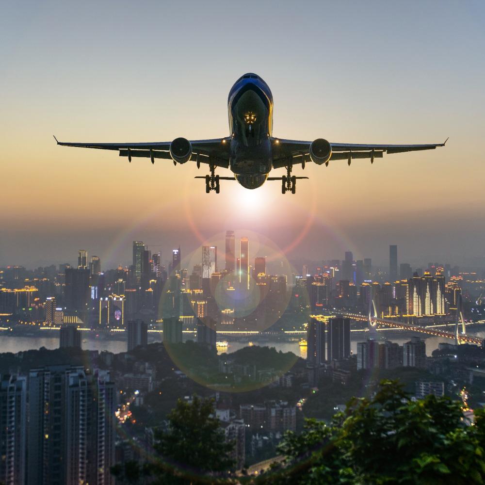 當代中國-當年今日-跨國國內航線