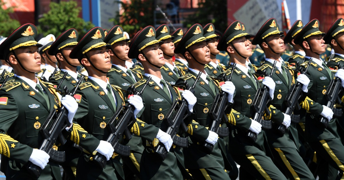 當代中國-當年今日-兵役制