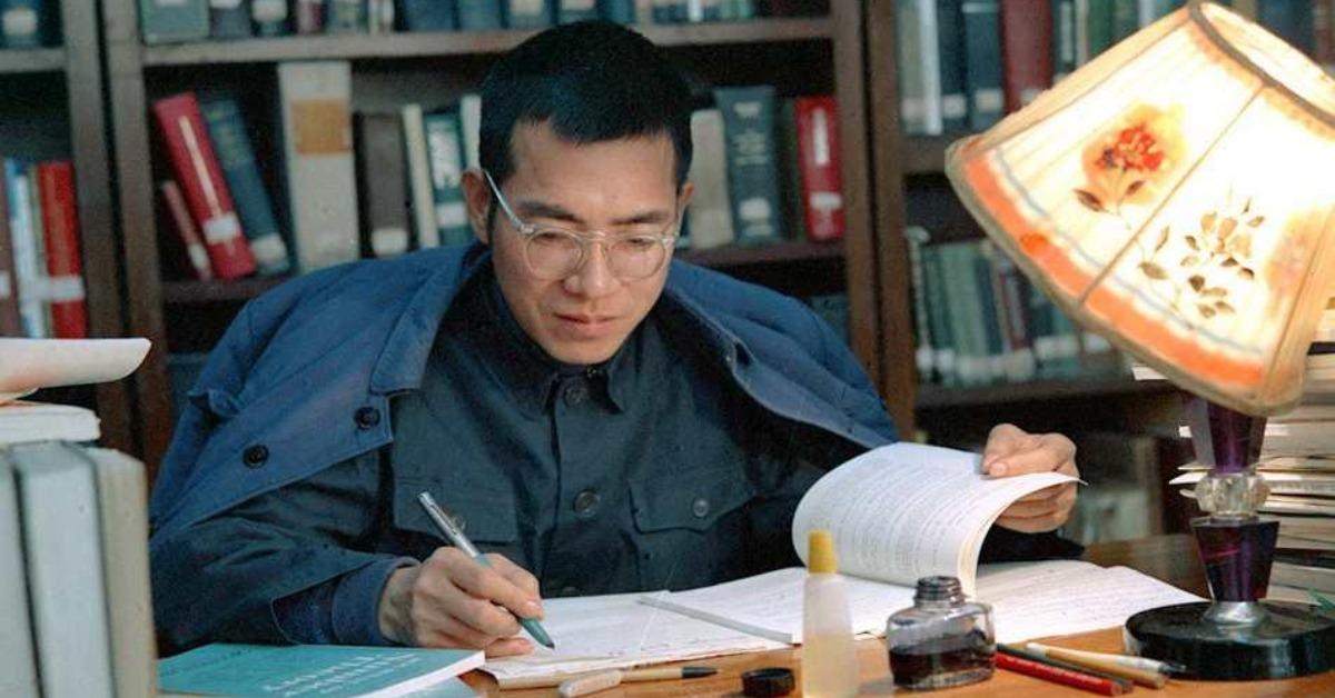 當代中國-當年今日-數學家陳景潤